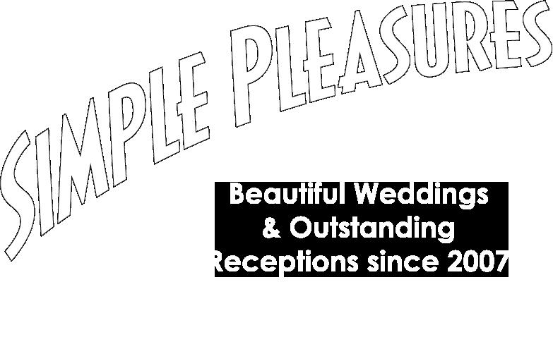 Simple Pleasures Weddings